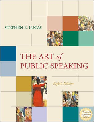 The Art of Public Speaking cover