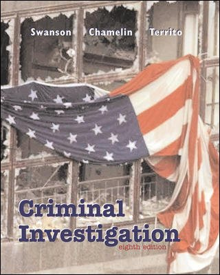 "Criminal Investigation with Free ""Making the Grade"" Student CD-ROM cover"