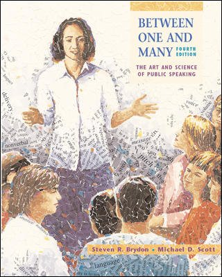 Between One and Many: The Art and Science of Public Speaking with Free Speech Coach Student CD-ROM cover