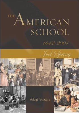 The American School 1642 - 2004 cover