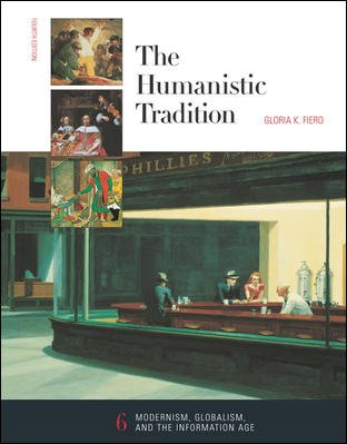 The Humanistic Tradition, Book 6 (The Humanistic Tradtion) cover