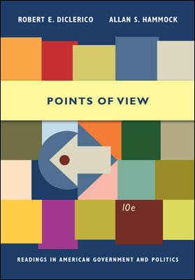 Points of View: Readings in American Government and Politics cover