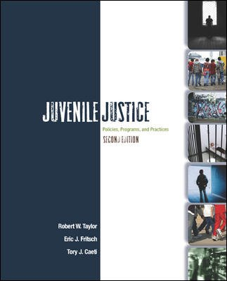 Juvenile Justice: Policies, Programs, and Practices cover