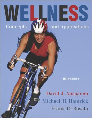 Wellness: Concepts and Applications with PowerWeb cover