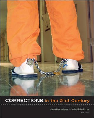 Corrections in the 21st Century cover