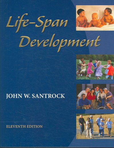 LifeSpan Development with LifeMap CD-ROM cover