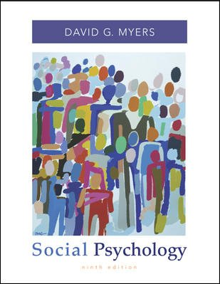 Social Psychology with SocialSense Student CD-ROM cover