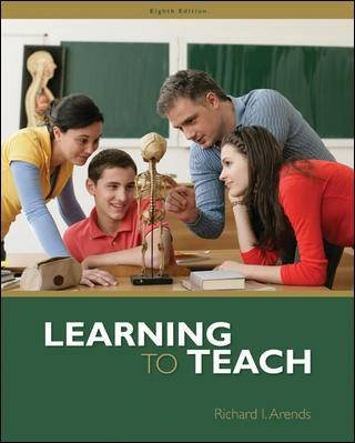 Learning to Teach cover