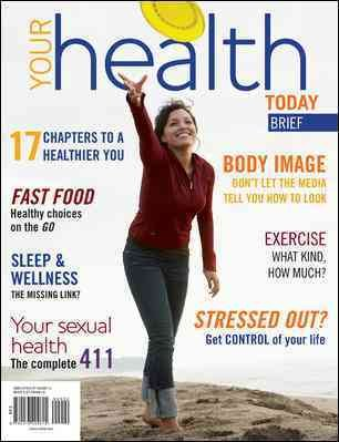 Your Health Today: Choices in a Changing Society, Brief cover