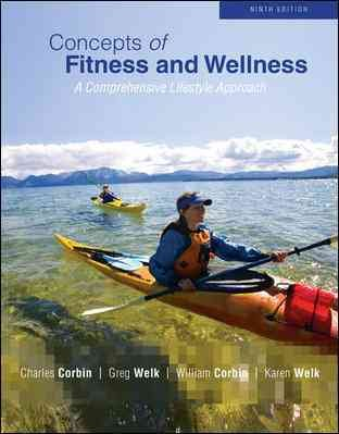 Concepts of Fitness And Wellness: A Comprehensive Lifestyle Approach cover