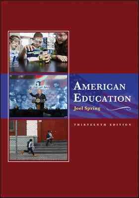 American Education cover