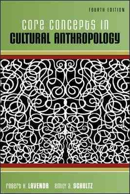 Core Concepts in Cultural Anthropology cover