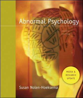 Abnormal Psychology Media and Research Update with MindMap CD cover