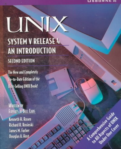 UNIX System V Release 4: An Introduction cover