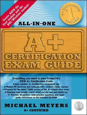 A+ Certification Exam Guide cover