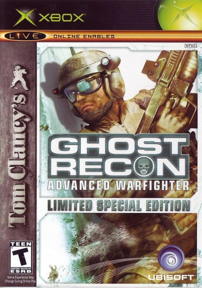 Ghost Recon Advanced Warfighter (Limited Special Edition) cover