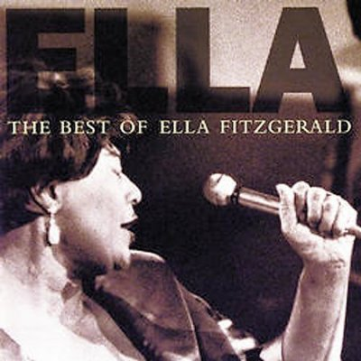 The Best Of Ella Fitzgerald cover