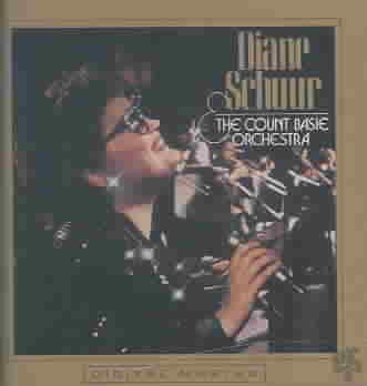 Diane Schuur & Count Basie Orchestra cover
