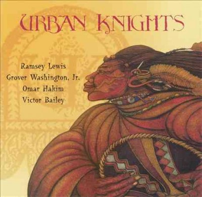 Urban Knights cover