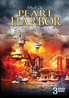 Attack on Pearl Harbor - A Day of Infamy cover