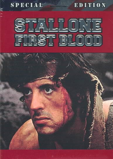 First Blood (Special Edition) cover
