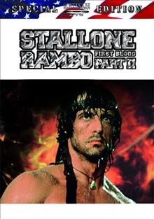 Rambo - First Blood Part II (Special Edition) cover
