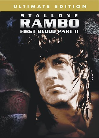 Rambo Ii - Special Edition cover