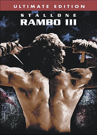 Rambo III - Special Edition cover