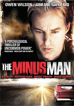 The Minus Man cover