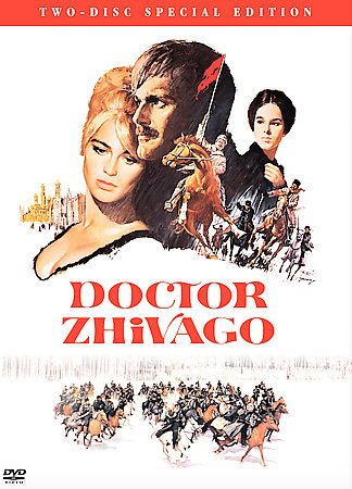 Doctor Zhivago (Two-Disc Special Edition) cover