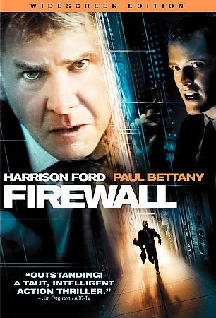 Firewall (Widescreen Edition) cover