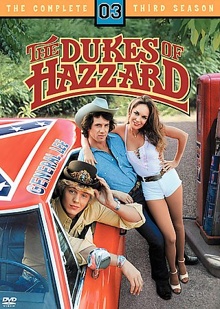 The Dukes of Hazzard: Season 3 cover