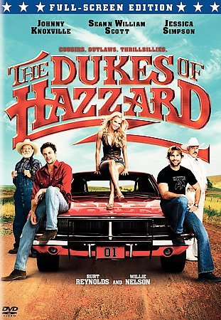 The Dukes of Hazzard (PG-13 Full Screen Edition) cover