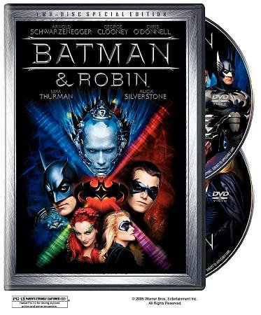 Batman & Robin (Two-Disc Special Edition) cover
