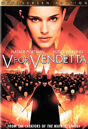 V for Vendetta (Widescreen Edition)