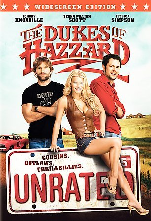 The Dukes of Hazzard (Unrated Widescreen Edition) cover