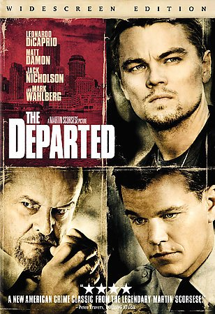The Departed (Single-Disc Widescreen Edition) cover