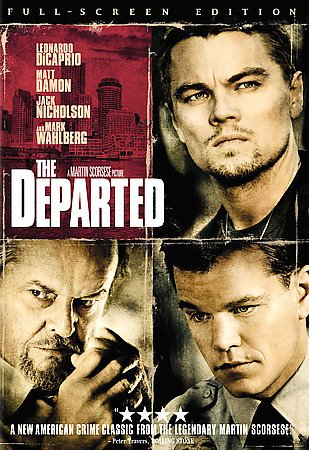 The Departed (Full Screen Edition) cover