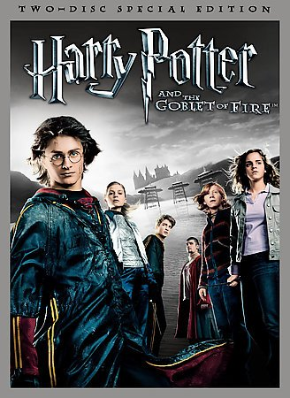 Harry Potter and the Goblet of Fire (Two-Disc Deluxe Widescreen Edition) cover