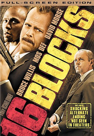 16 Blocks (Full Screen Edition) cover