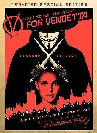 V for Vendetta (Two-Disc Special Edition) cover