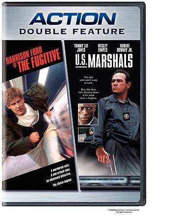 The Fugitive / U.S. Marshals (Double feature) cover