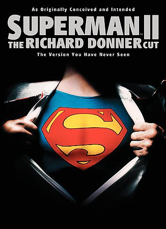 Superman II - The Richard Donner Cut cover