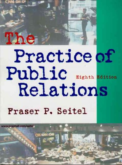 Practice of Public Relations (8th Edition) cover