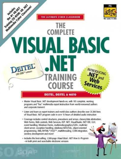 The Complete Visual Basic .Net Training Course (Complete Training Course Series) cover