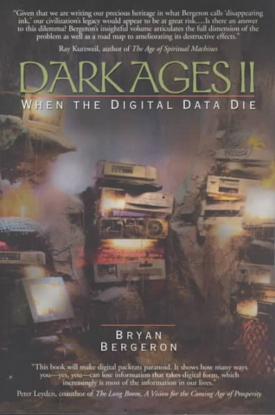 Dark Ages II: When the Digital Data Die cover