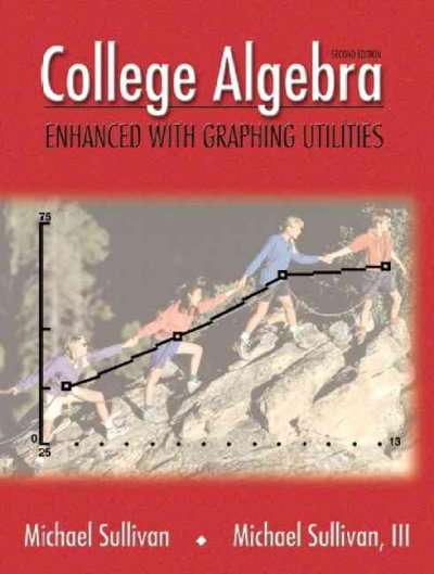 College Algebra Enhanced with Graphing Utilities, 2nd edition cover