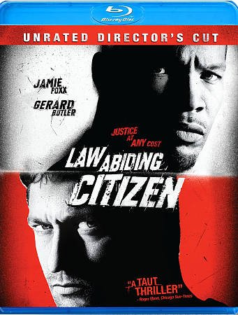 Law Abiding Citizen (Unrated Director's Cut) [Blu-ray] cover