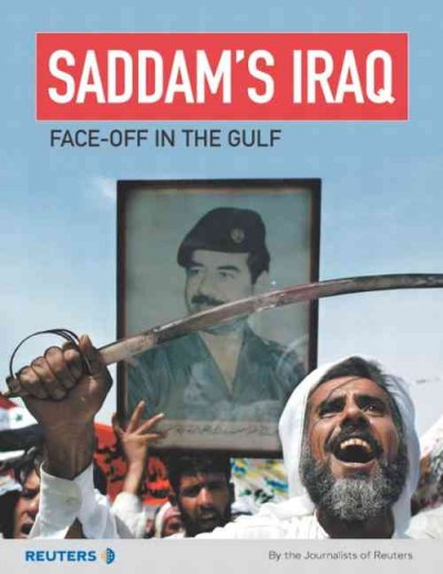 Saddam's Iraq: Face-Off in the Gulf cover