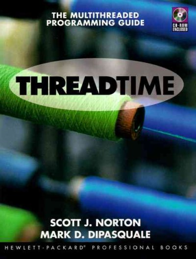 Thread Time: The MultiThreaded Programming Guide cover